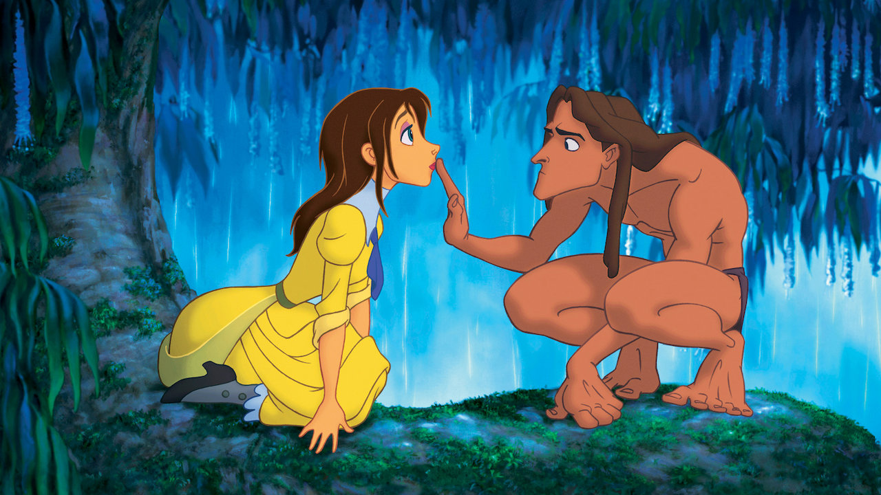 Tarzan Netflix